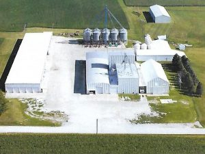 Middlekoop Processing Plant